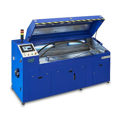 Test Benches – BC SERIES – up to 3000 bar