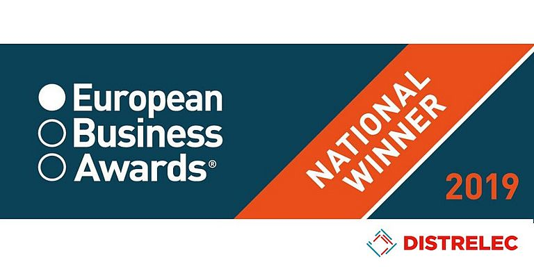 "Distrelec Named UK ""National Winner"" At EBA"