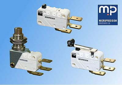 Micro Switches & Actuators