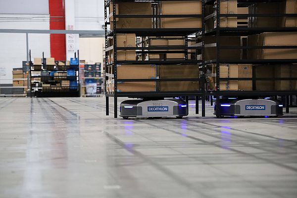 The Rising Prominence of Smart Automation in Warehouses