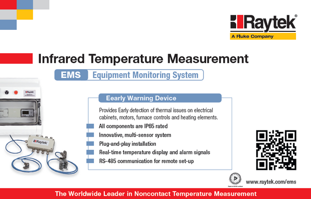 Reduce Your Maintenance Costs with 24/7 Continuous Temperature Monitoring