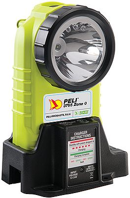 Powerful Rechargeable Torch 3765Z0 LED