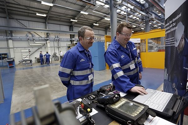 Investment in the Scottish Industry for Sulzer