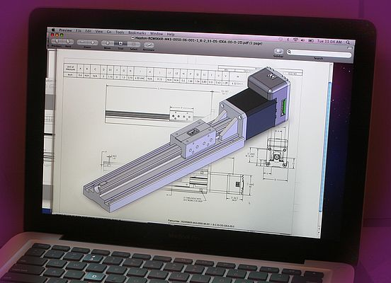 Downloadable CAD Models