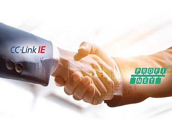 CC-Link IE to PROFINET Coupler announced