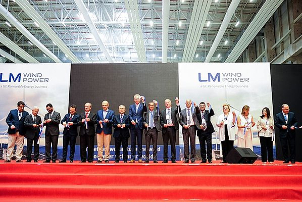 LM Wind Power Begins Production in Turkey