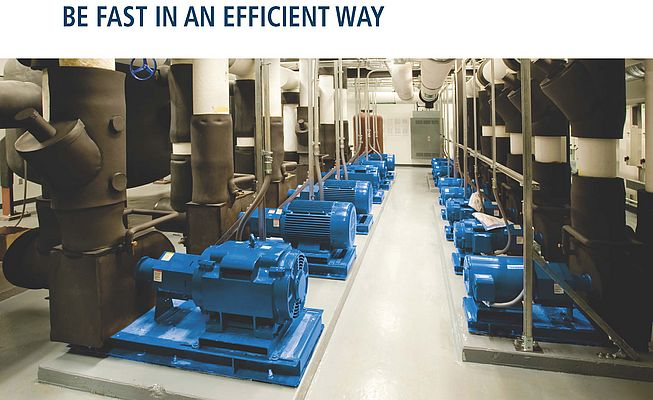 Synchronous Reluctance  Motors - Be Fast in an Efficent way