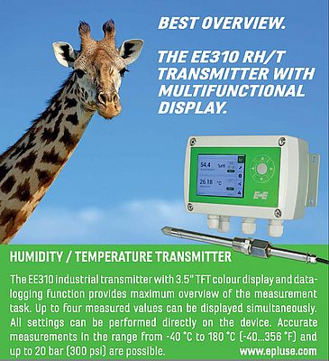 Humidity/Temperature-Transmitter