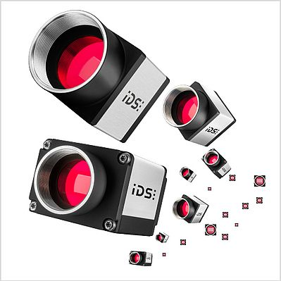 IDS: More than 100 New USB3 Vision Cameras!