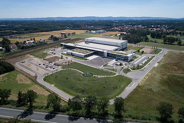 Harting Opens a new European Distribution Center in Germany