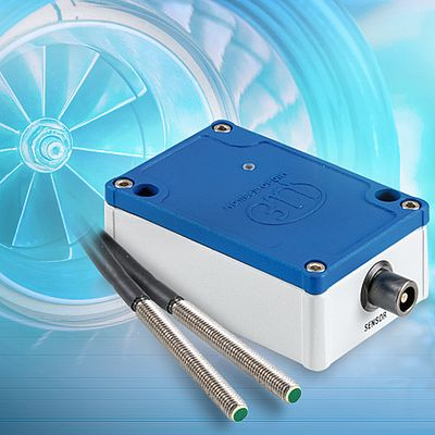 Capacitive Rotation Speed Sensor for Industrial Measurement Tasks