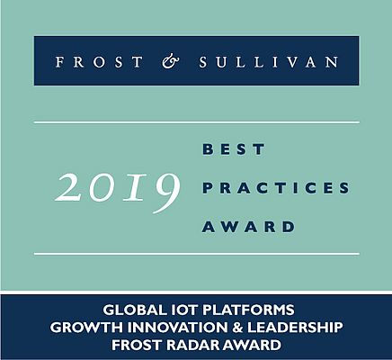 Eurotech Congratulated by Frost & Sullivan for its Everyware Cloud