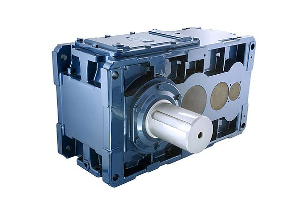 Three-stage Reduction Gearbox
