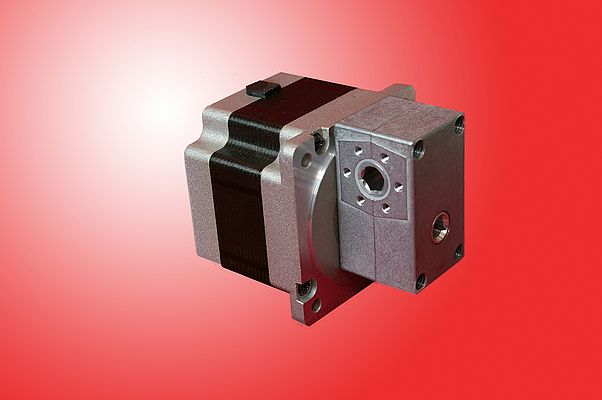 Stepper Worm Gearbox Drives