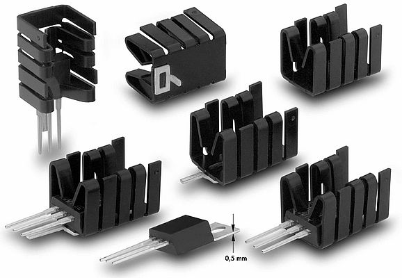 Attachable Heatsinks