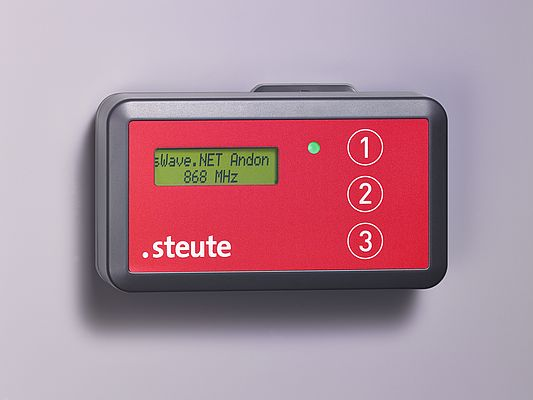 Compact Wireless Terminal