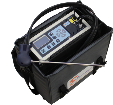 Portable Emissions Analyzer E8500 plus