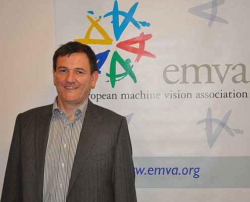 New EMVA member of the board Jean Caron