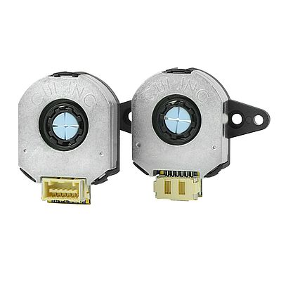 CUI's encoders series has an operating temperature range from -40 to +150 °C