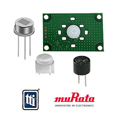 Murata's Presence and Motion Detection at TTI