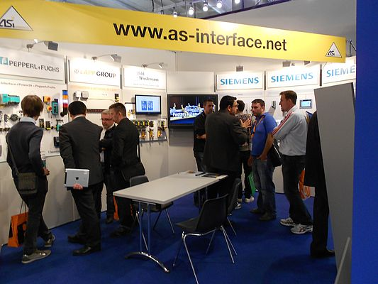 A Success for AS-Interface Italia