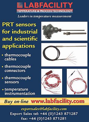PRT Sensors for Industrial and Scientific Applications