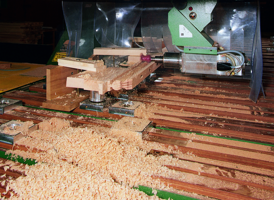 Measurement Systems Optimize Power Consumption In Sawmill