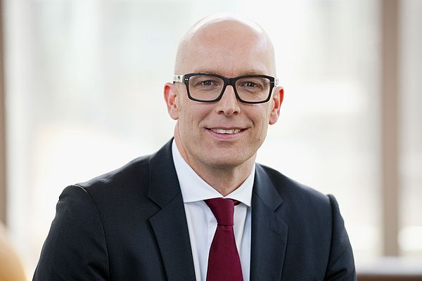 Interview with Marc Siemering, Senior Vice President - Industry, Energy & Logistics