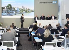 Endress+Hauser Registered Significant Growth in 2018