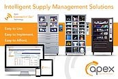 Reduce MRO costs & downtime with Apex automated supply solutions