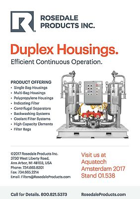 Duplex Housings for Efficient Continuous Operation