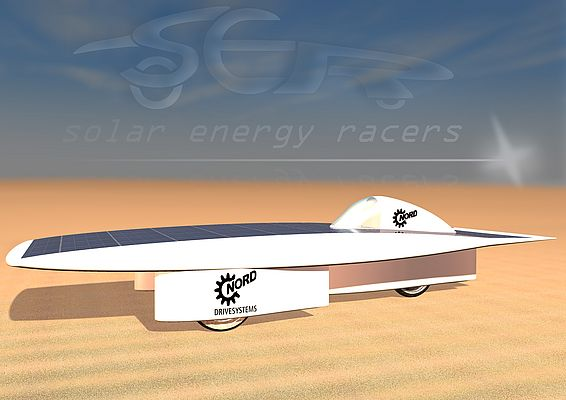 Nord supports race team in 2011 World Solar Challenge in Australia