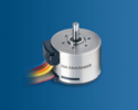 Integrated Encoder for Flat Motors
