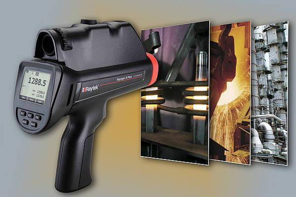 Robust Handheld Infrared Thermometer
