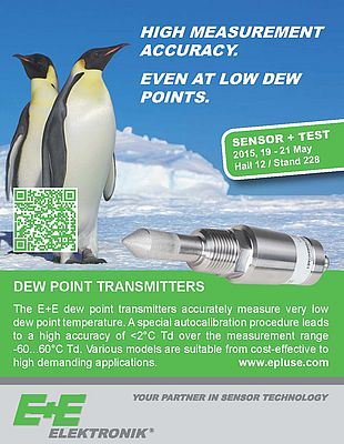 Dew Point Transmitters