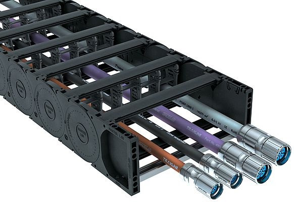 Modular Cable Carrier