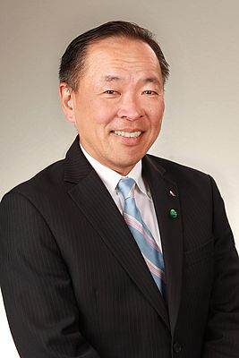 Yoji Saito – New President and CEO of Mitsubishi Electric Europe.