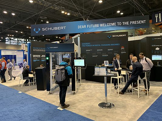 Schubert North America Presented its Automation Solutions at ProFood Tech
