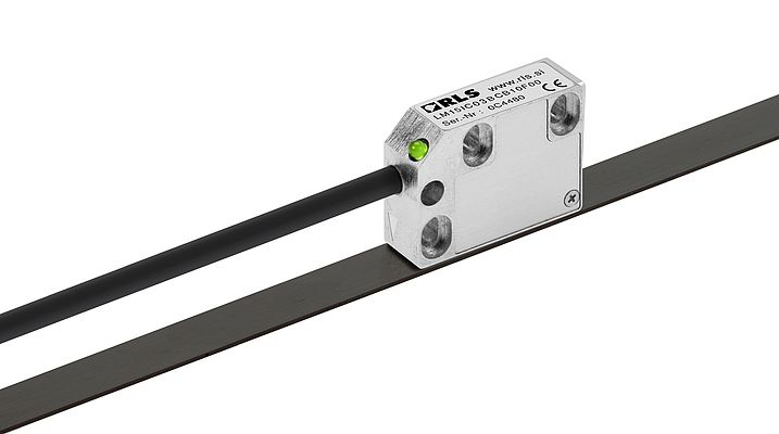 The new LM15 linear encoder