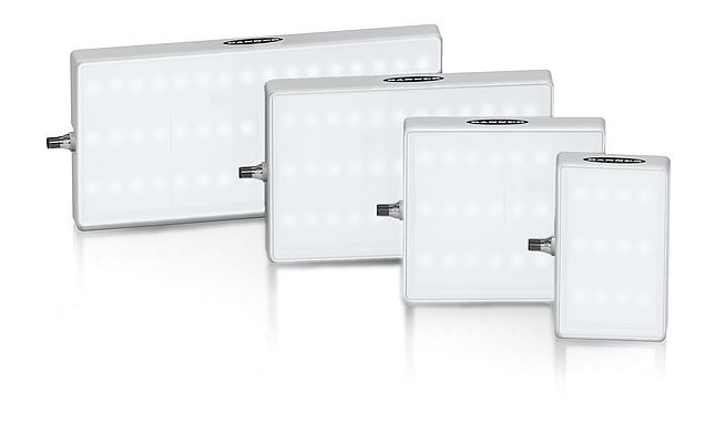 Encapsulated Area Lights