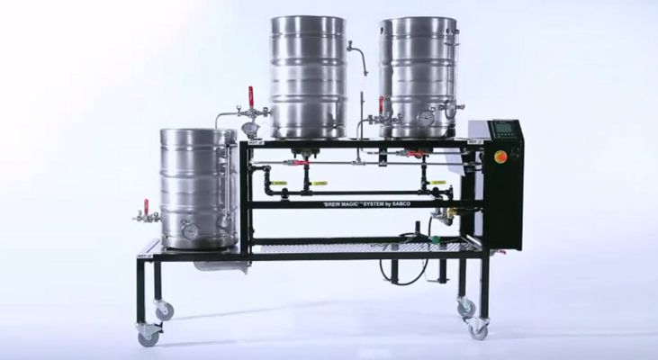 Sabco Has Partenered With Unitronics to Enhance Its Beer Brewing Systems