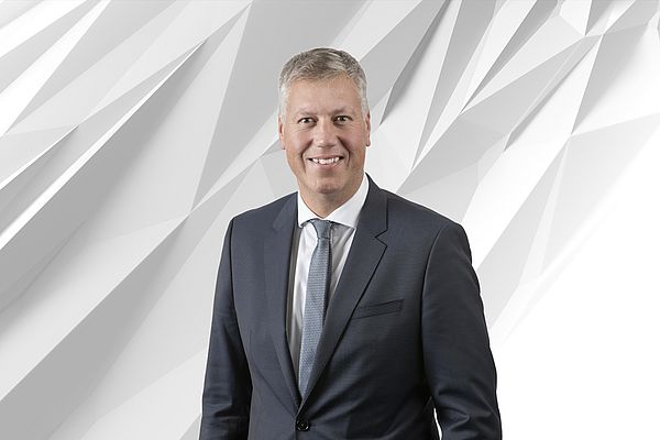 Morten Wierod, President ABB's Motion business