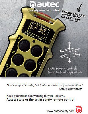 safety remote control