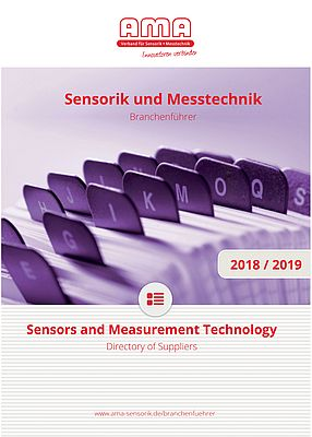 New Edition of AMA Sensor Industry Directory Released