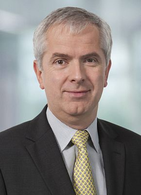 CEO Alexander Hagemann is interim head of the Automotive division