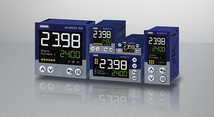 A New Generation of Compact Process Controllers