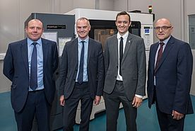 New Partnership for Additive Manufacturing Solutions