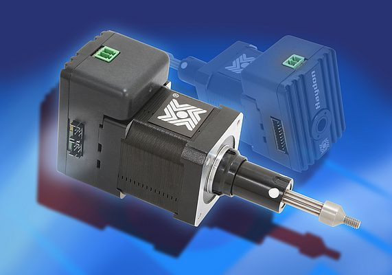Programmable Linear Actuator