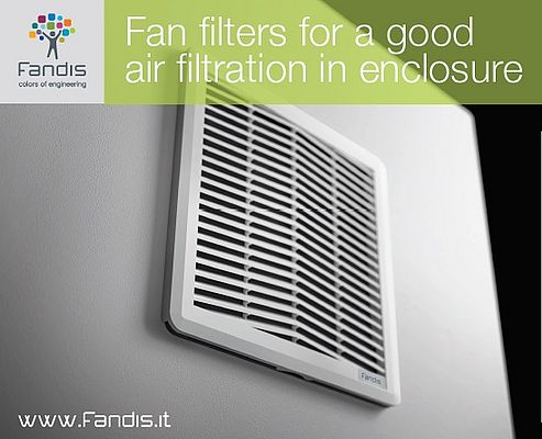 Fan Filters for Good air Filtration