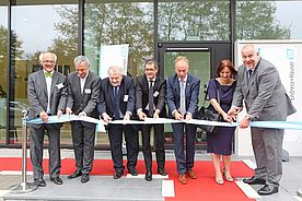 Endress+Hauser Expands in Belgium with a New Building